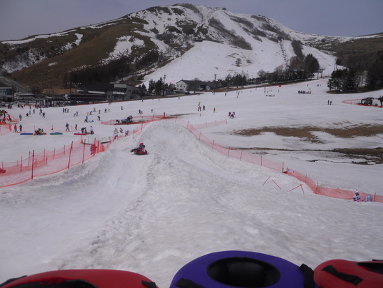 チュービング|車山高原SKYPARKスキー場のクチコミ画像2
