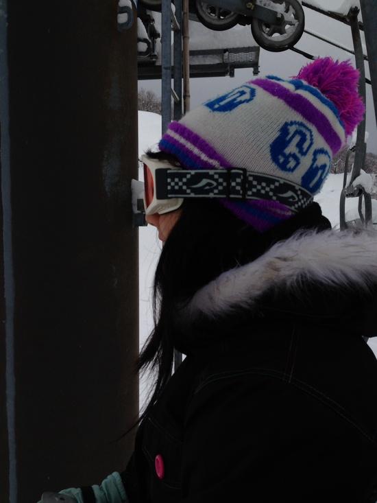 サラサラの雪が最高|グランスノー奥伊吹(旧名称 奥伊吹スキー場)のクチコミ画像