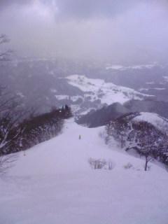雪質よく、滑りやすく、温泉安い!|おじろスキー場のクチコミ画像