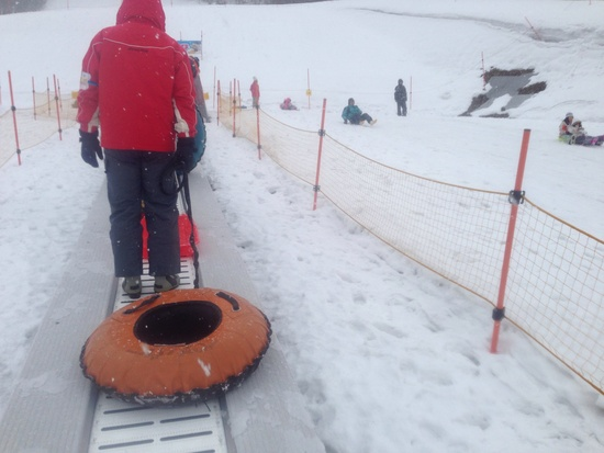 ソリ遊び&雪遊び|ひるぜんベアバレースキー場のクチコミ画像