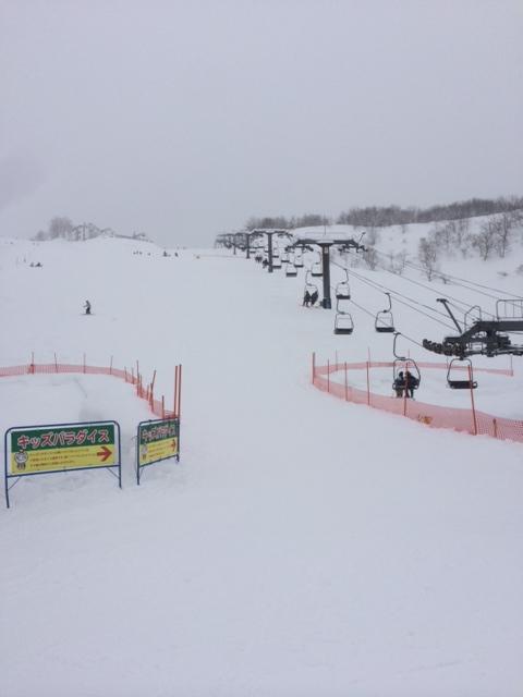 連休に岩原スキー場に行きました|岩原スキー場のクチコミ画像