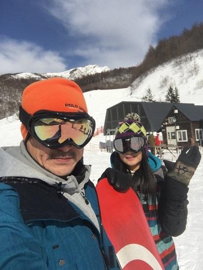 パウダースノーでガンガン滑った!|川場スキー場のクチコミ画像