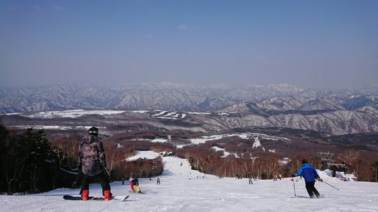 栃木県No.1のビッグゲレンデ|ハンターマウンテン塩原のクチコミ画像