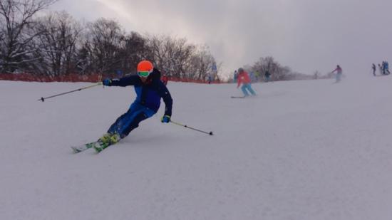最高だべ、バフバフパウダー|朝里川温泉スキー場のクチコミ画像2