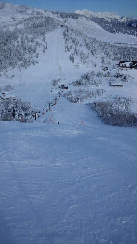 ロングクルージング最高! 草津温泉スキー場のクチコミ画像