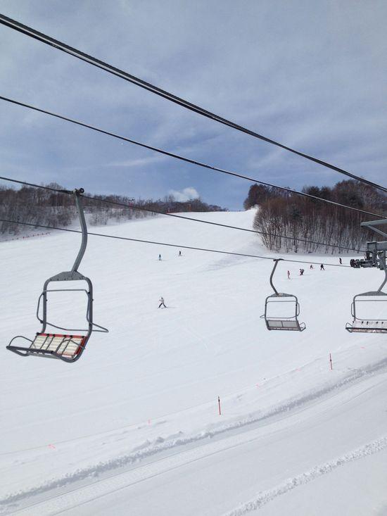 初めて行きました|かたしな高原スキー場のクチコミ画像