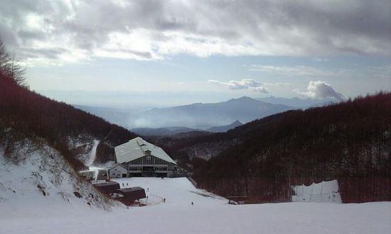 きれいなスキー場です。|川場スキー場のクチコミ画像