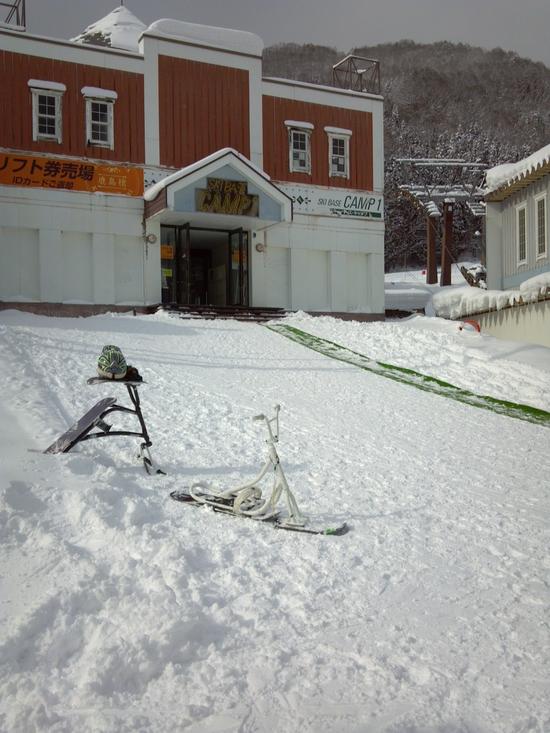 白馬エリアで最も楽しい地形|HAKUBAVALLEY 鹿島槍スキー場のクチコミ画像