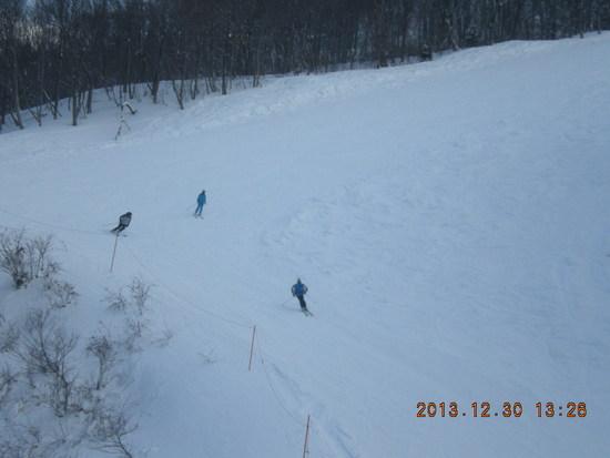 今シーズン初すべり|奥神鍋スキー場のクチコミ画像