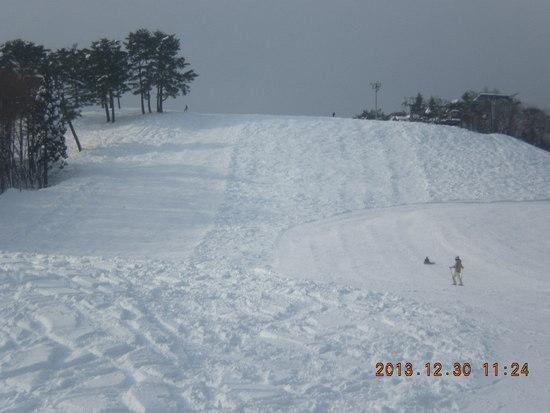 今シーズン初すべり|奥神鍋スキー場のクチコミ画像2