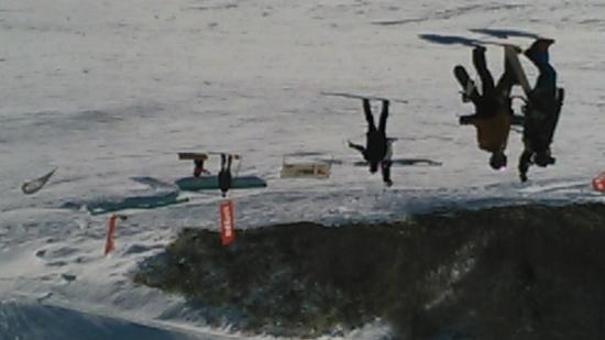 初日からパーク|かぐらスキー場のクチコミ画像