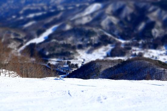 斜面の向きでだいぶ違う|HAKUBAVALLEY 鹿島槍スキー場のクチコミ画像3