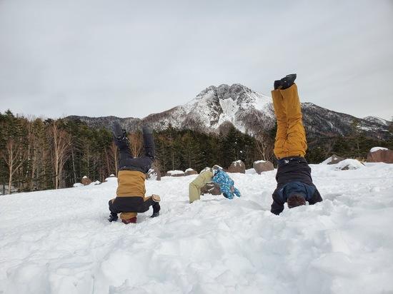 フワフワな雪|丸沼高原スキー場のクチコミ画像
