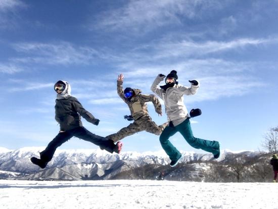 最高|かぐらスキー場のクチコミ画像1