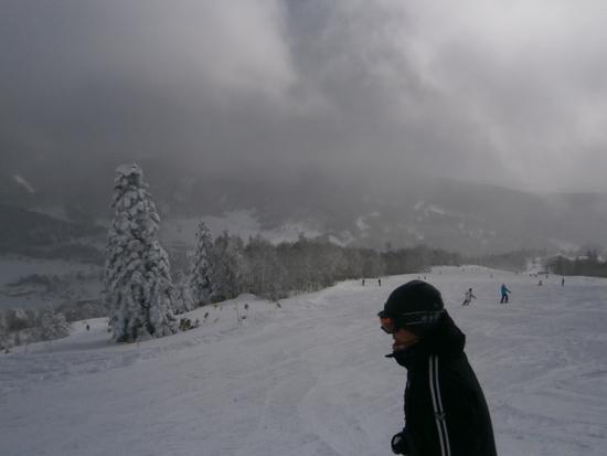 雪質抜群です。|万座温泉スキー場のクチコミ画像