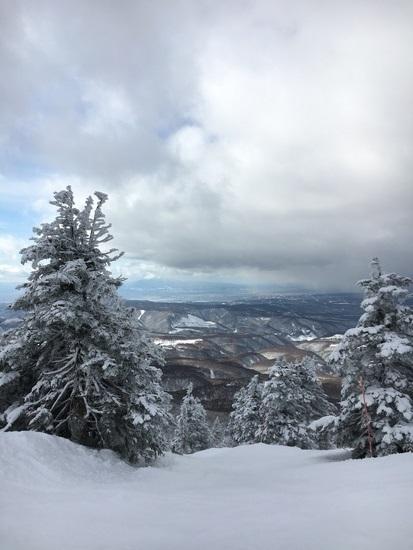 ゴンドラ高いが景色は最高 八甲田スキー場のクチコミ画像