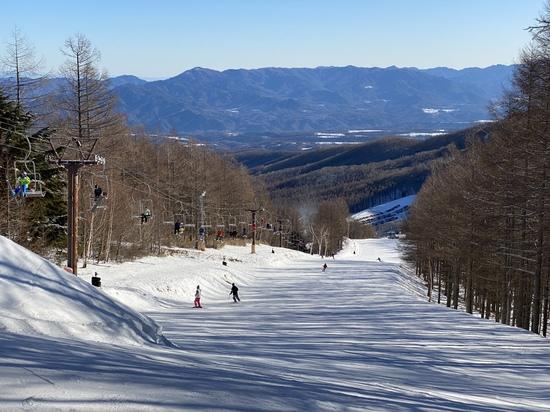 スタッフに感謝|八千穂高原スキー場のクチコミ画像