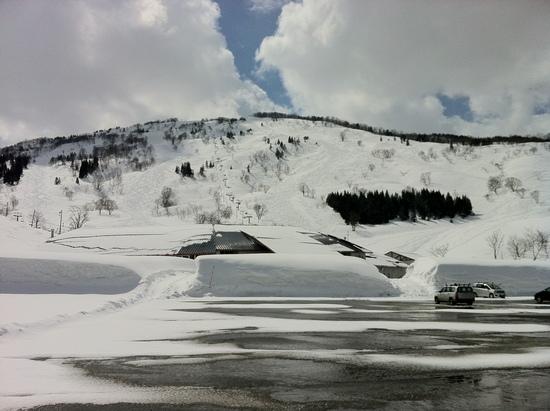 ここは面白い!!|シャルマン火打スキー場のクチコミ画像