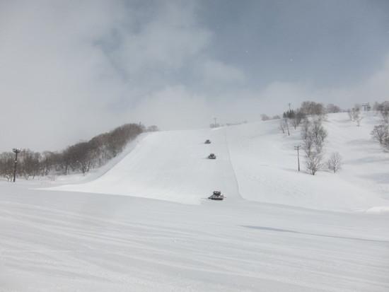 2013/03/03(日) 北海道ニセコアンヌプリの速報|ニセコアンヌプリ国際スキー場のクチコミ画像