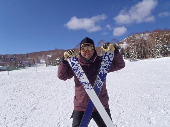 スキーエリアが広大でトップシーズンでもストレスなし|志賀高原リゾート中央エリア(サンバレー〜一の瀬)のクチコミ画像