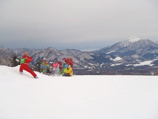 沼尻スキー場はスキー教室の子供達がいっぱい|沼尻スキー場のクチコミ画像