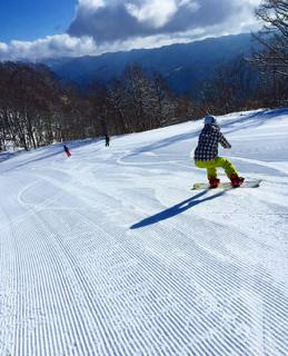 ハンの木コース「かっとび」編|栂池高原スキー場のクチコミ画像