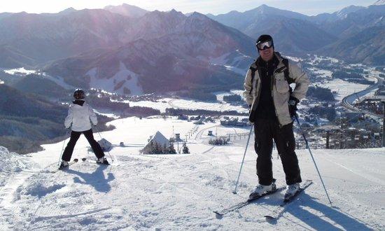 最高の初滑り|岩原スキー場のクチコミ画像