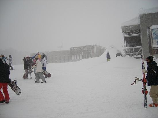 雨じゃなければいい|白馬岩岳スノーフィールドのクチコミ画像
