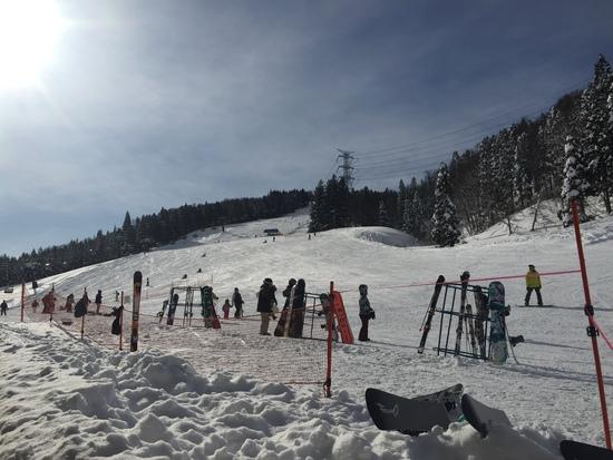 GW以外で初かぐら苗場!|かぐらスキー場のクチコミ画像