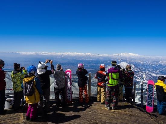 絶景!|竜王スキーパークのクチコミ画像