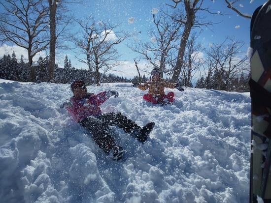 最高!|スキージャム勝山のクチコミ画像