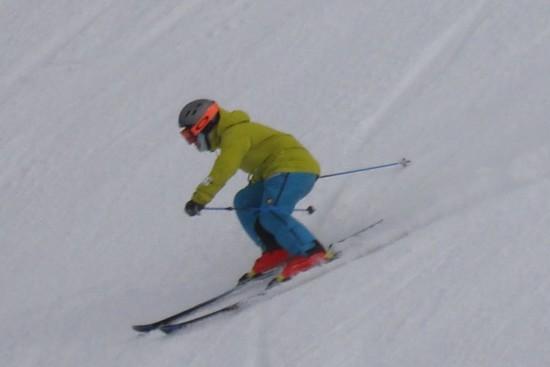 春の雪|信州松本 野麦峠スキー場のクチコミ画像