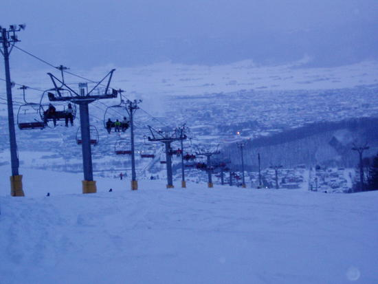 中級者天国|富良野スキー場のクチコミ画像