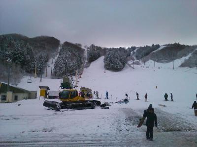 天然雪|ホワイトピアたかすのクチコミ画像