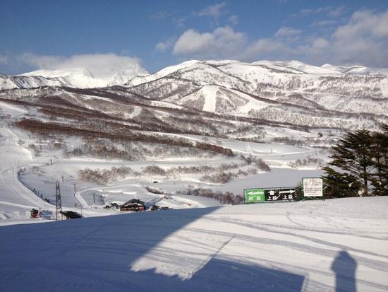 田代アリエスカコース|かぐらスキー場のクチコミ画像