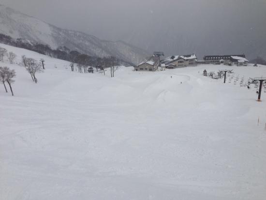 ボウル|谷川岳天神平スキー場のクチコミ画像