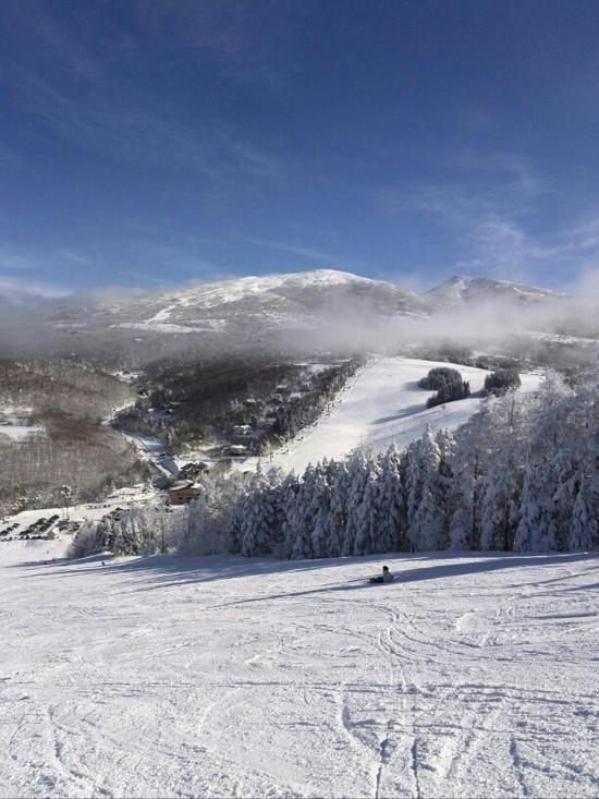 雪質最高!|菅平高原スノーリゾートのクチコミ画像