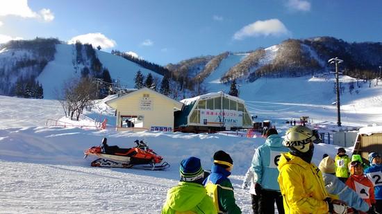 新雪三昧|飛騨ほおのき平スキー場のクチコミ画像