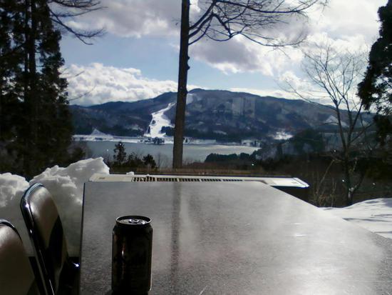 湖の見えるレストラン|白馬さのさかスキー場のクチコミ画像