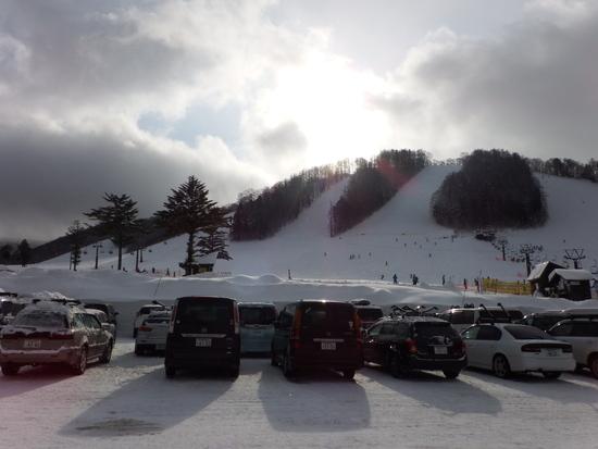 意外と近い|戸隠スキー場のクチコミ画像