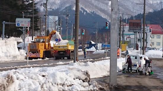 地元の方の努力で・・私達は安全に滑れる!|苗場スキー場のクチコミ画像