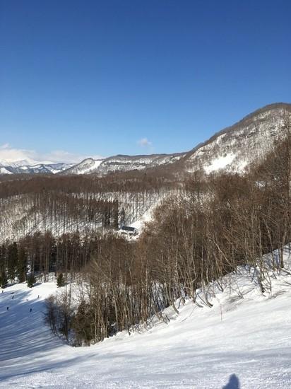 気温が上昇|水上宝台樹スキー場のクチコミ画像