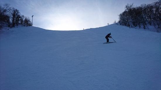 山は低いがコースは多彩、昼は海・夜は夜景のダウンヒル 小樽天狗山スキー場のクチコミ画像2