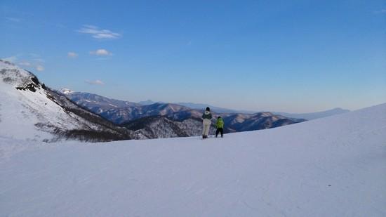 1/4 全リフト運行していました。|谷川岳天神平スキー場のクチコミ画像
