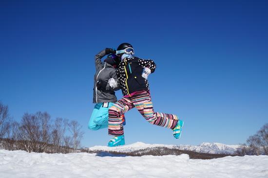 楽しいコースや美味しいスイーツ♪|めいほうスキー場のクチコミ画像