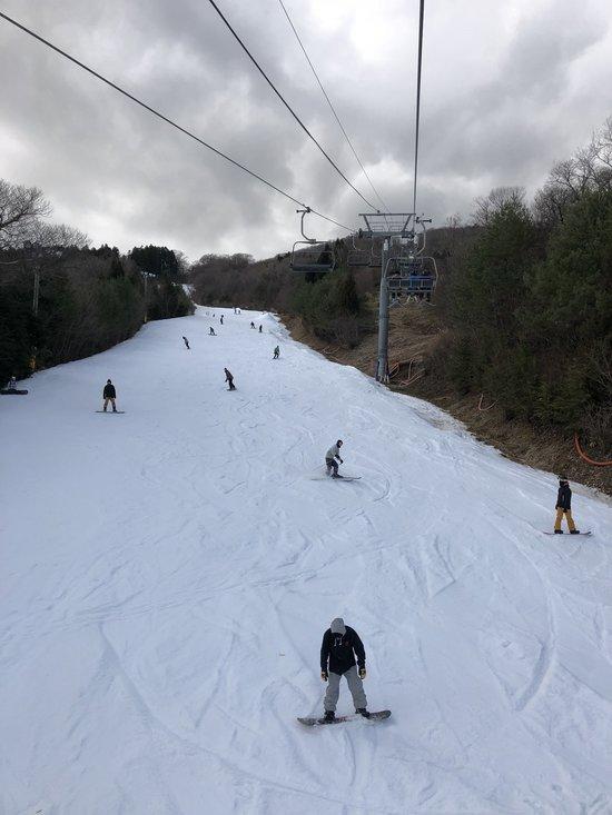 女鹿平温泉めがひらスキー場のフォトギャラリー1