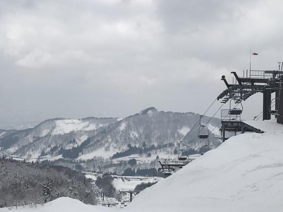 なかなか面白いコース!|湯殿山スキー場のクチコミ画像2