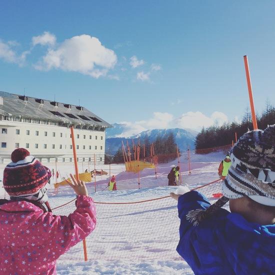 家族スキー|パルコールつま恋スキーリゾートのクチコミ画像