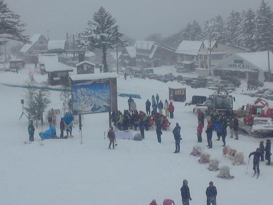 2013-14シーズンオープン|戸隠スキー場のクチコミ画像