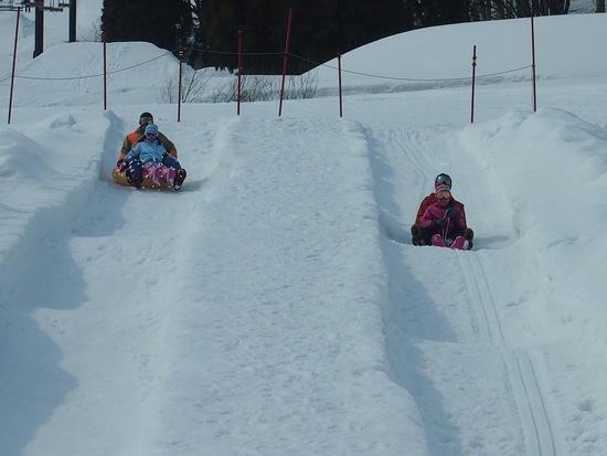 スノーチューブ|さかえ倶楽部スキー場のクチコミ画像